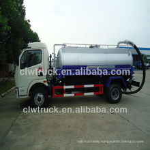 2015 Top quality Dongfeng 4m3 china sewage trucks for sale in Saudi Arabia