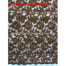 Alta qualidade cor azul cordão cordão africano em Hotselling Ks14143