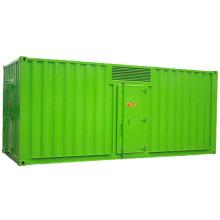 1250kVA Súper Silencioso Canopy Silencioso Diesel Soundproof Generator Set