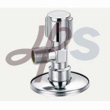 Zinc or brass angle valve