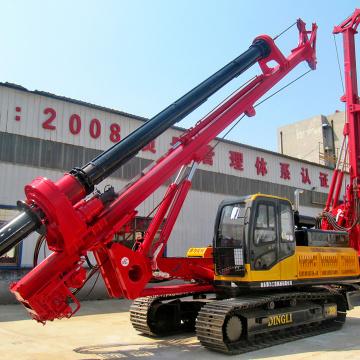 Borehole Core Mining Drilling Rig Machine