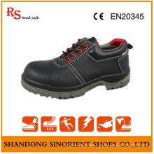Sapatos de segurança de melhor preço, sapatos de segurança de baixo corte, sapatos de segurança de marca RS013