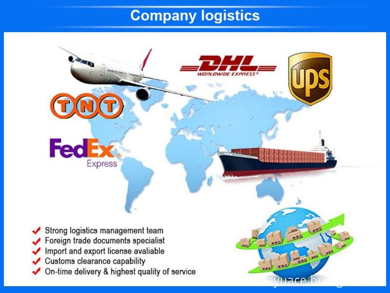 Company Logistics