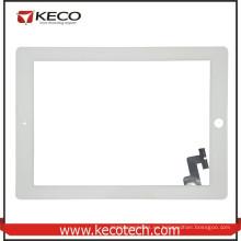 Proveedor de China para el panel de la pantalla del digitizador del tacto 2 del iPad Blanco
