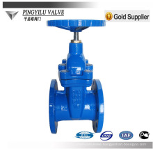 4 inch ductile iron soft sealing gate valve with price