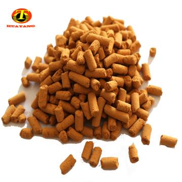 goff mercaptan carbon brown yellow desulfuration activated carbon