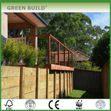 Made in China Crack Resistant Wood Outdoor Decking