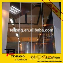 Изготовление алюминиевых зеркальных листов цена на алюминий