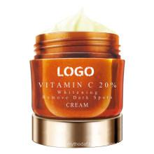 Private Custom Whitening Remove Dark Spots Vitamin C Face Cream