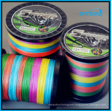 High Quality 8 Strand Braid Line 500m/Roll