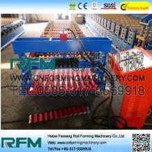 FX corrugated barrel sheets making machine