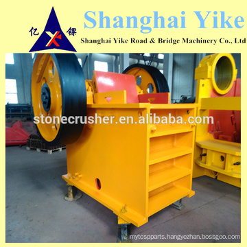 sanbao jaw crusher