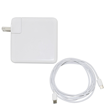 Caricabatterie USB C PD 87W per Apple