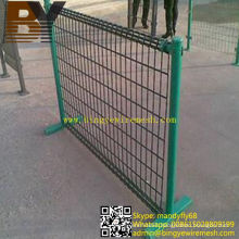 PVC Coated Yard Fence Garden Fence