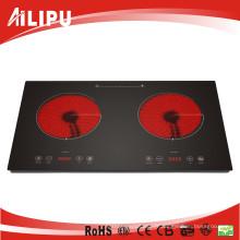 Double Burner Cookware de Home Appliance