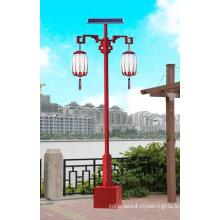 Yard Garden Aluminum Lights Fixtures Solar Led / Lvd 7w Powered –25℃ ∽ 40℃