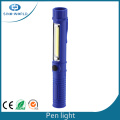 Mini led projector pen flashlight with four lens