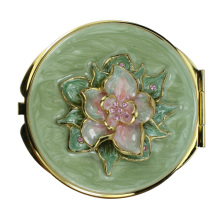 Flower Compact Mirrors