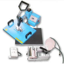 5 in 1 Combo Heat Press Machine for Tray/Mug/Cap/Garments