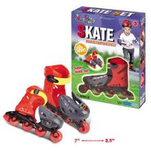 Zapatillas ajustables para niños Patines en línea para niños con En71 (10231554)