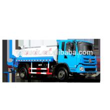 Camión de pulverización de agua Dayun 4X2 drive para 3-15 metros cúbicos