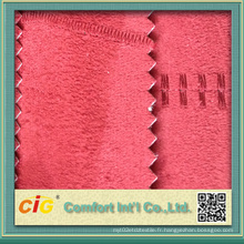100% Polyester Microfibre Fabric Cover Chair Microfiber
