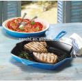 Emaille Gusseisen Küche Töpfe und Pfannen