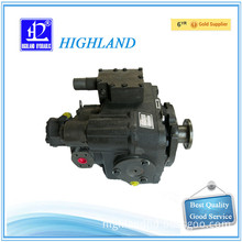 China wholesale hydraulic pump used in tractors for harvester producer
