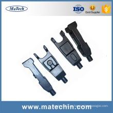 Kundenspezifische Präzisions-CNC-Drehmaschine Bearbeitete Edelstahl-Guss-Chassis-Teile