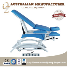 Australian Standard TOP QUALITY Medical Grade Chiropractic Table Orthopedic Chair Electric Shiatsu Massage Table Wholesale