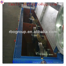 17DST(0.4-1.8) intermediated copper wire drawing machine( used wire drawing drawing machine
