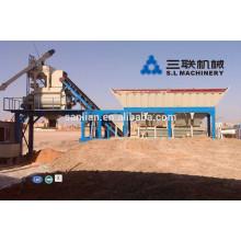 YHZS50 plantas mezcladoras de hormigón seco 50m3 / h