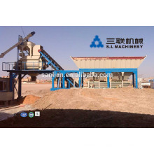 Сухие бетонные смесительные установки YHZS50 50 м3 / ч