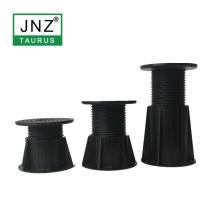 Home or office floor support adjustable Plastic Pedestal