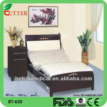 3-function manual Hospital bed with PP side rails orthopedics traction hospital bed
