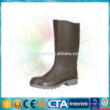 waterproof pvc shoes jungle boots