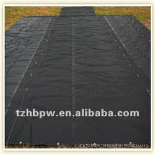 PVC coated polyester tarpaulin