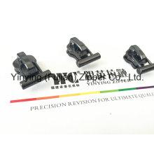 8 # Metall Zipper Slider mit Gun Metal für Bekleidung