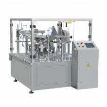 High Efficiency Automatic Filling Sealing Packaging Machine For Solid Powder Or Solid