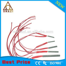red threads fitting cartridge heater