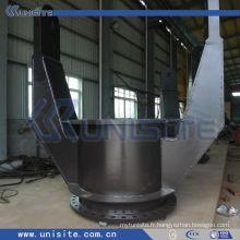 Joint de tuyau en acier pour partie de système de tuyau d'aspiration sur dragueur TSHD (USC-8-009)