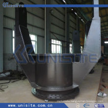 steel pipe joint for suction pipe system part on TSHD dredger (USC-8-009)