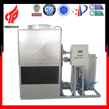 injection mold closed cooling tower