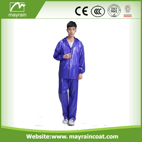 Plastic PVC Rain Suits