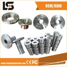 Piezas de torneado del CNC del acero de carbono de la precisión de encargo