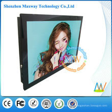 HD 19 inch 5:4 advertising lcd media player