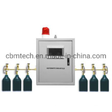 Medical Automatic Manifold Gas Systems with Gas Pipe System