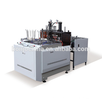 Fully Automatic Paper Plate Molding Machine