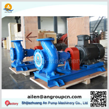 Shijiazhuang Industry End Suction ANSI Chemical Process Pump