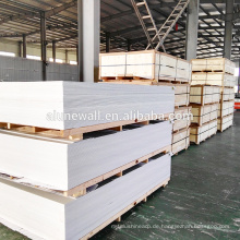 B1 Grade Both side PVDF coating Fire-Resistant Aluminum Composite Panel